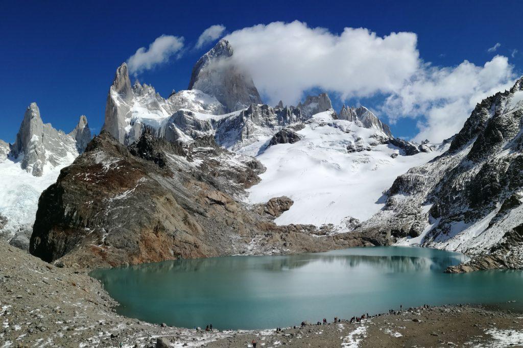 Trekking ad El Chalten - Cerro Fitz Roy e Laguna de los Tres