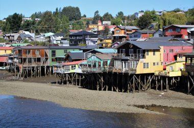Cosa fare sull'Isola di Chiloé - Vedere le case su Palafitta