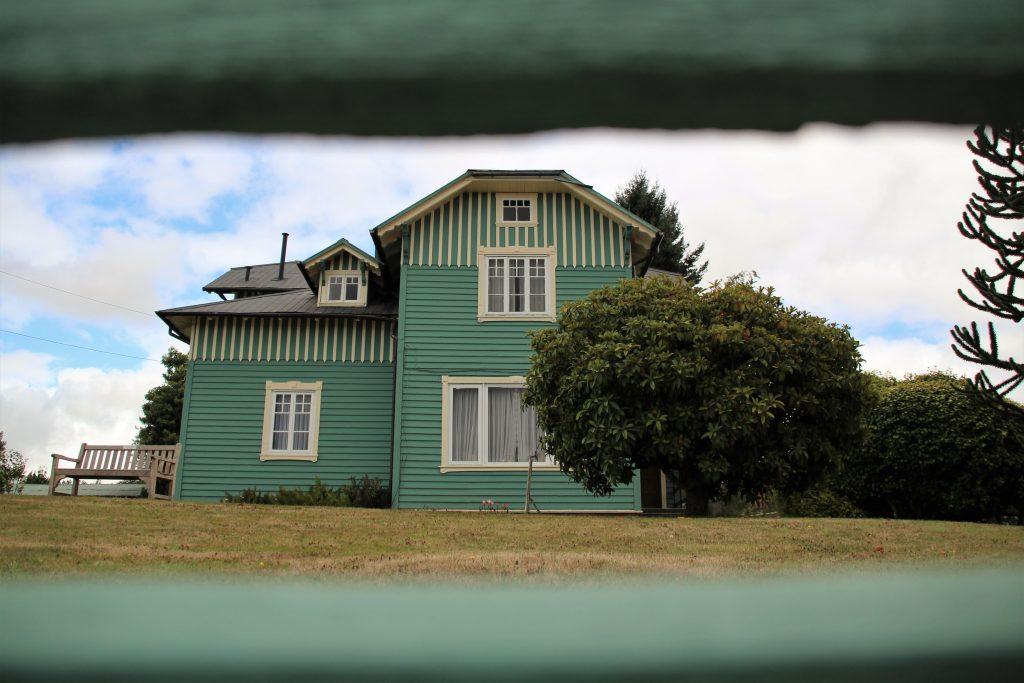 Frutillar, villaggio vicino Puerto Varas, Cile