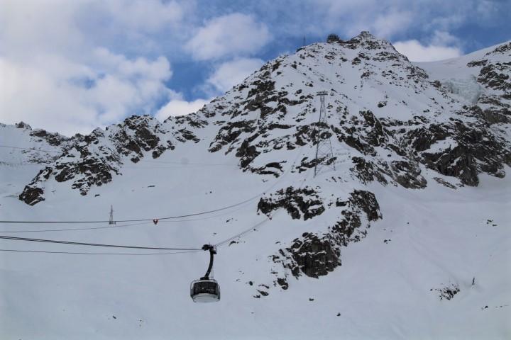Gita Skyway Monte Bianco