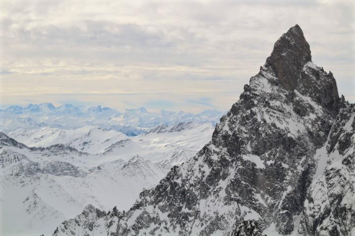 Skyway Monte Bianco, ad alta quota in Valle d'Aosta!