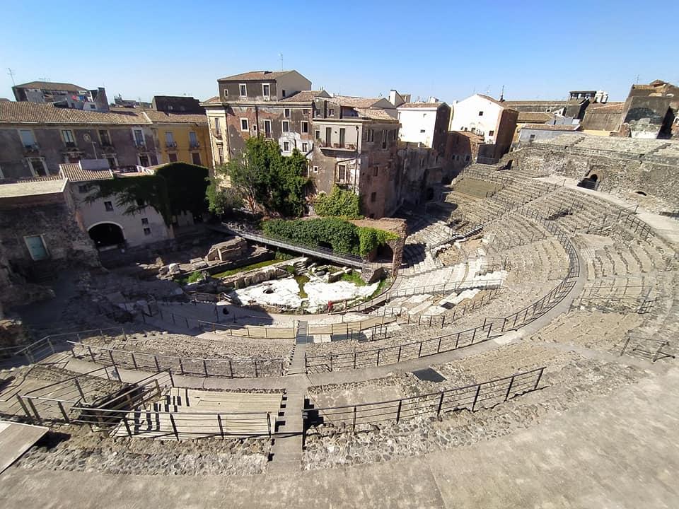 cosa fare a catania - teatro romano