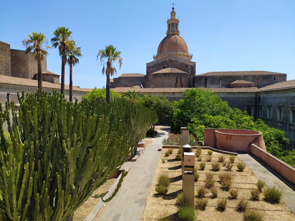 cosa fare a catania - monastero dei benedettini