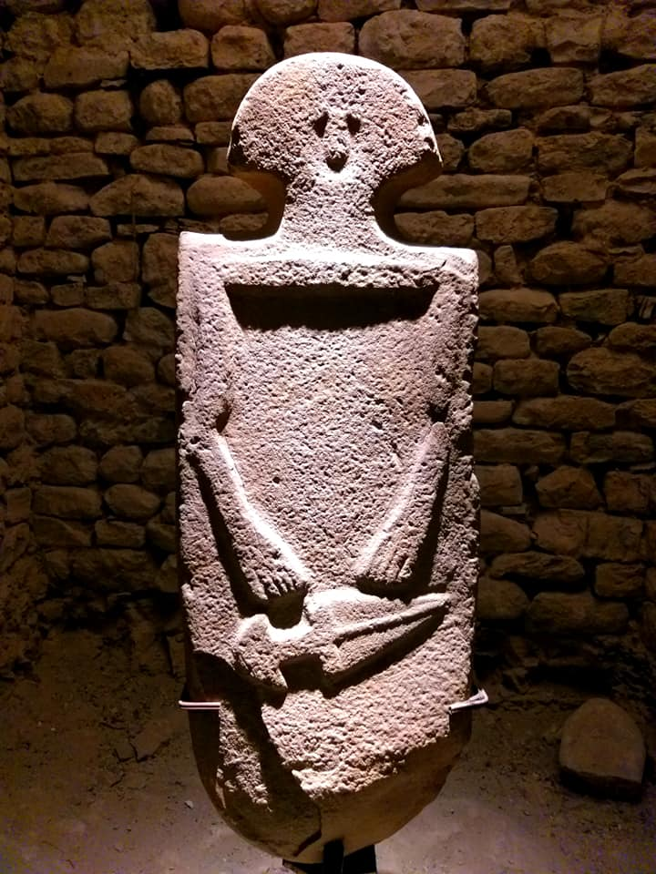 Statue stele della Lunigiana