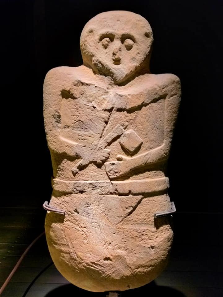 statue stele lunigianesi