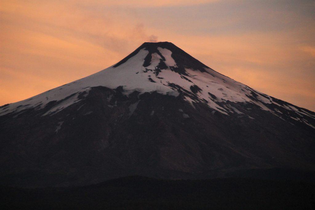 Cosa vedere Pucon - Vulcano Villarica, Cile