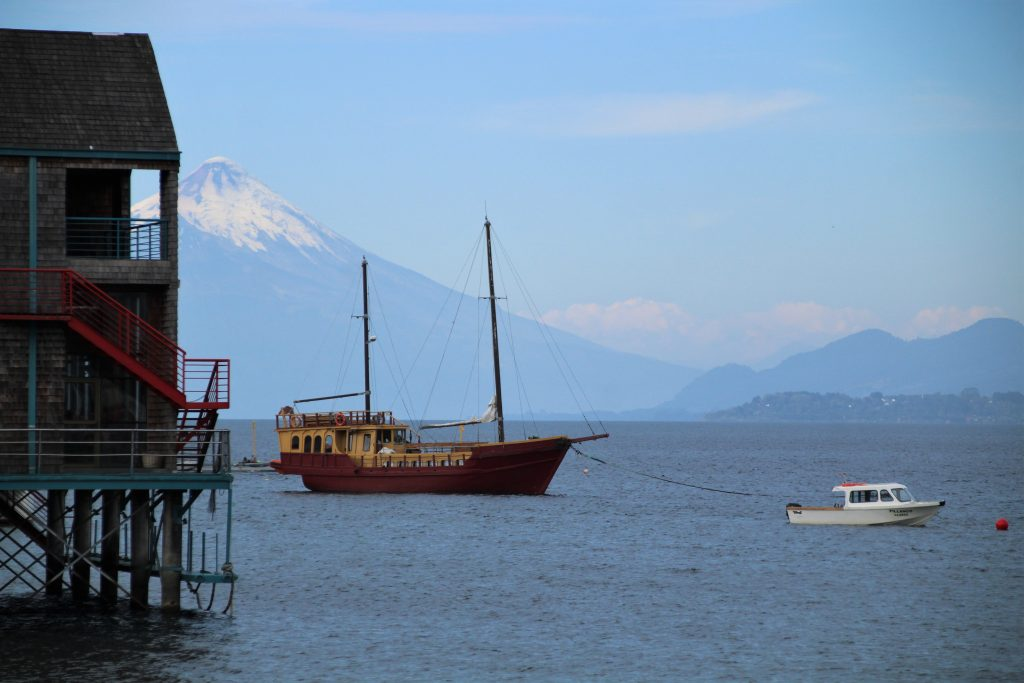Come organizzare un viaggio in Patagonia - Puerto Varas (Cile)