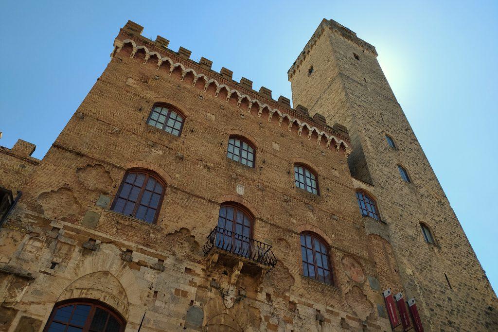 Cosa vedere a San Gimignano: Palazzo del Popolo