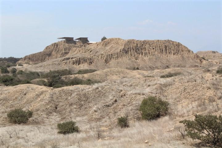 Visitare Chiclayo - Huaca rajada