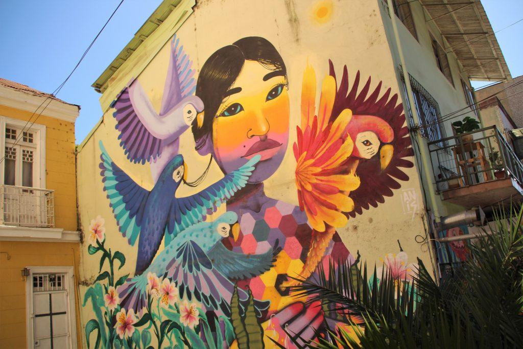 Murales Valparaiso