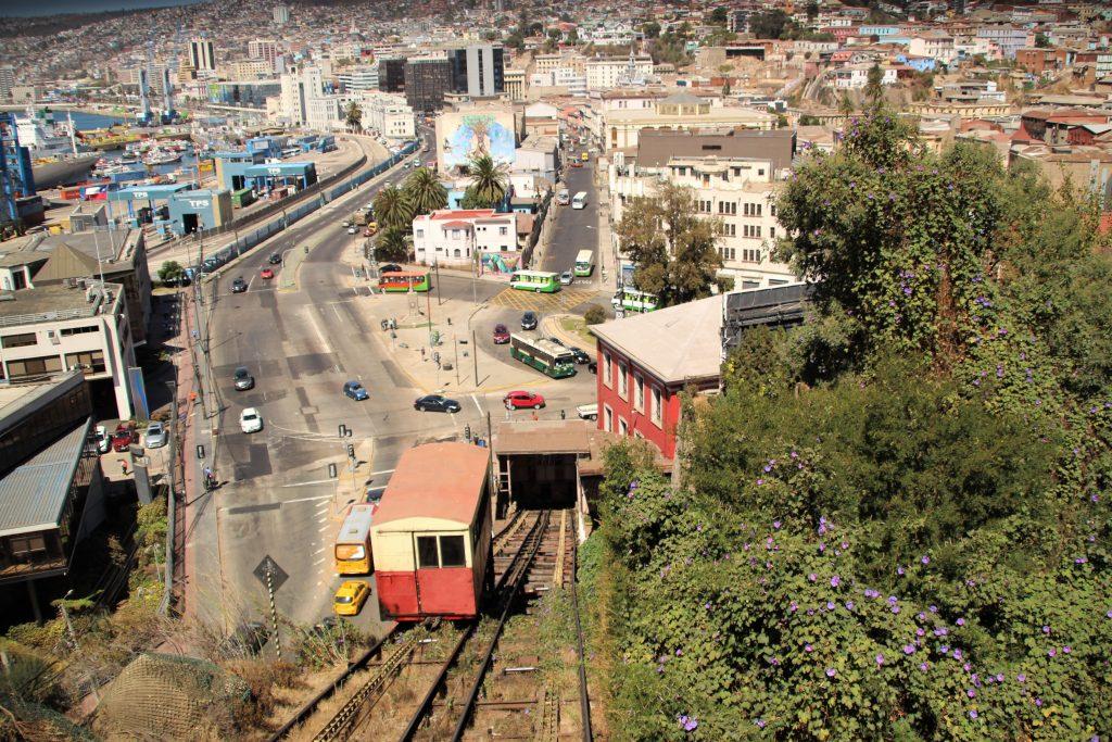 Ascensores a Valparaiso