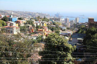 Visitare Valparaiso