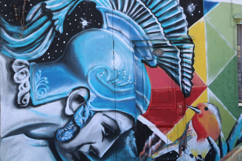 Cosa fare a Valparaiso - Murales