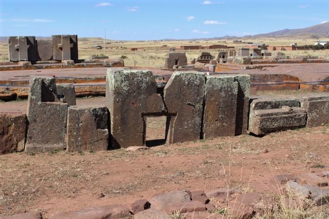 Visita Tiwanaku