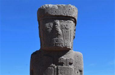 tiahuanaco - Monolite Ponce