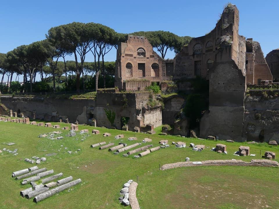 Foro Romano ed al Palatino