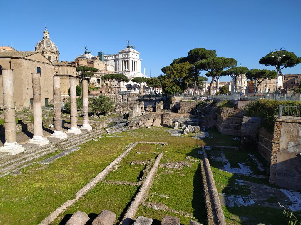 Cosa fare a Roma: visitare i Fori Imperiali