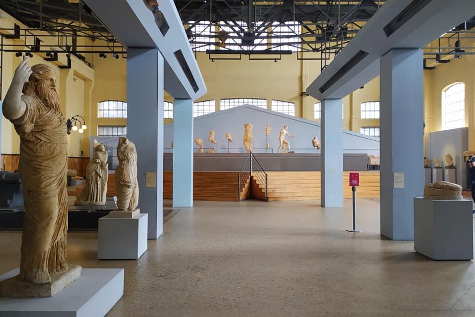 Cosa vedere a Roma - Centrale Montemartini