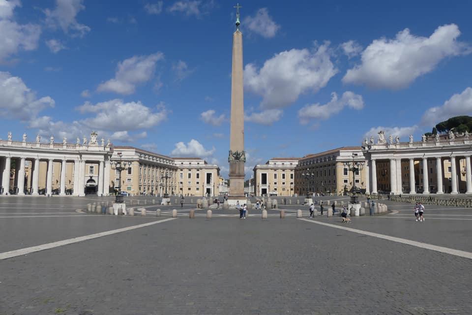 Roma cosa vedere - Piazza San Pietro e Basilica di San Pietro