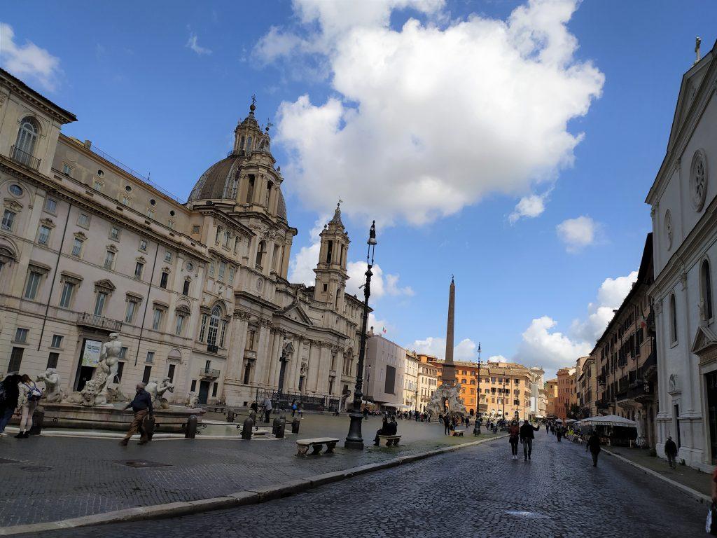 Cosa vedere a Roma - Piazza Navona e le sue fontane