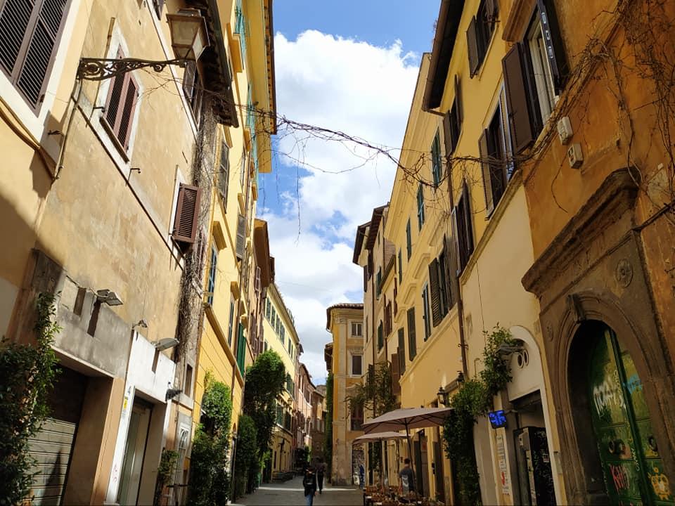 Quartieri di Roma da visitare- Trastevere