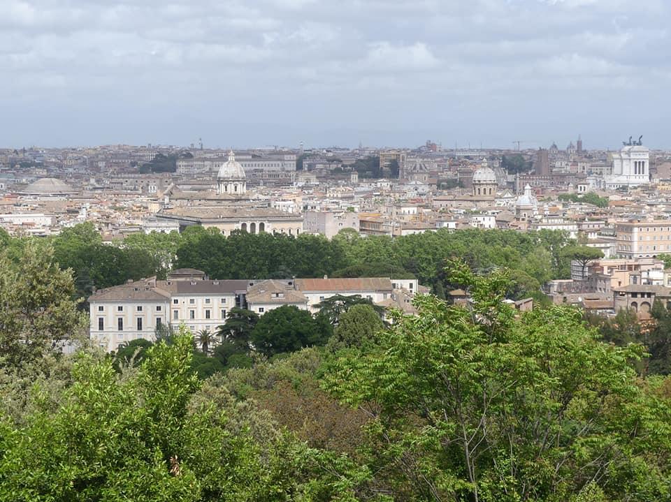 Belvedere del Gianicolo